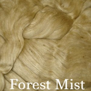 Eco Butterfly Organic Pakucho Cotton Roving Forest Mist - 6