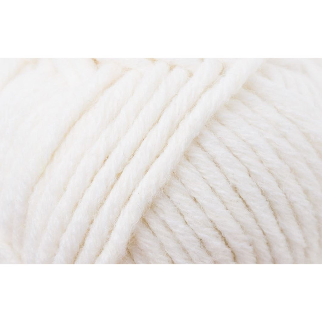 Paradise Fibers Schachenmayr Boston Yarn - Brilliant White