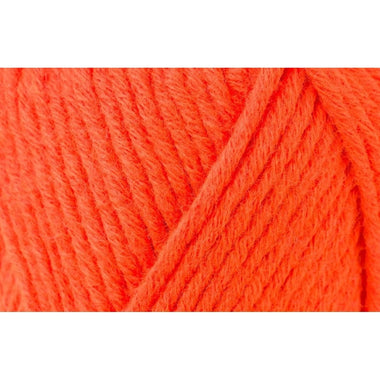 Paradise Fibers Schachenmayr Boston Yarn - Neon Orange