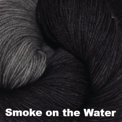 Paradise Fibers Yarn Three Irish Girls Adorn Sock Yarn Smoke on the Water - 6