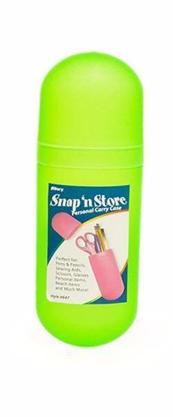 Snap-N-Store Plastic Organizing Cases-Accessories-Paradise Fibers