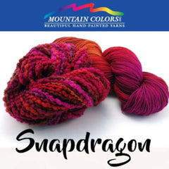 Mountain Colors Twizzlefoot Yarn Snapdragon - 72