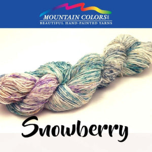 Mountain Colors Twizzlefoot Yarn-Yarn-Snowberry-