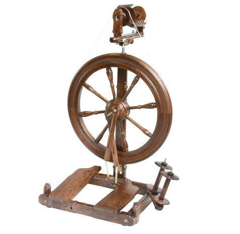 Kromski Sonata Spinning Wheel Walnut - 2