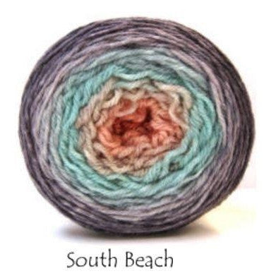 FREIA OMBRÉ Fingering Yarn South Beach / Fingering - 21