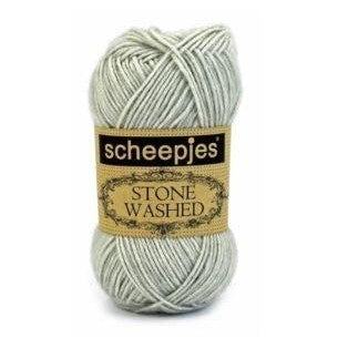 Scheepjes Stone Washed Yarn Crystal Quartz 814 - 14