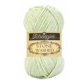 Scheepjes Stone Washed Yarn New Jade 819 - 19