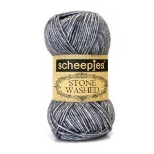 Scheepjes Stone Washed Yarn Smokey Quartz 802 - 2