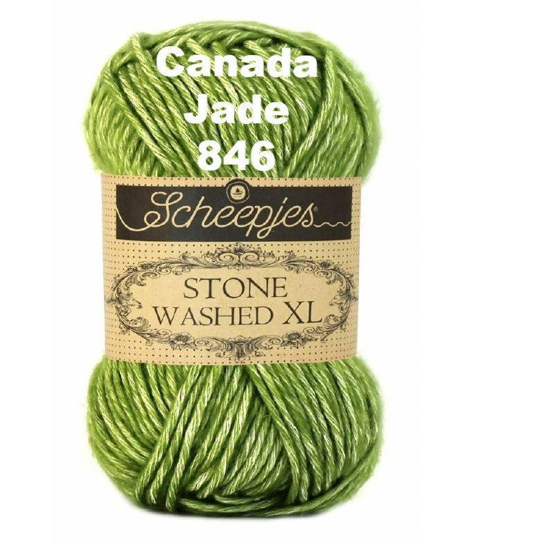 Scheepjes Stone Washed XL Yarn  - 24