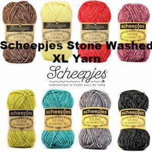 Scheepjes Stone Washed XL Yarn  - 1