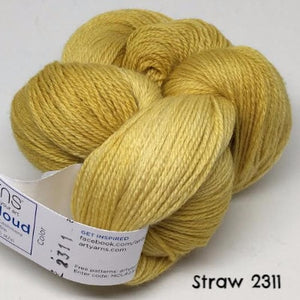 ArtYarns Merino Cloud Yarn Straw 2311 - 11