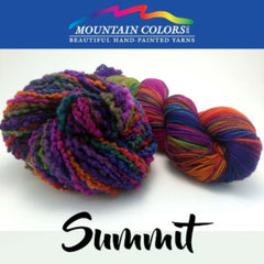 Mountain Colors Twizzlefoot Yarn Summit - 79