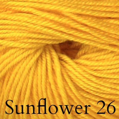 Ella Rae Cozy Soft Solids Yarn Sunflower 26 - 18