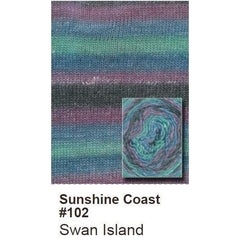 Queensland Collection Sunshine Coast Yarn Swan Island 102 - 6