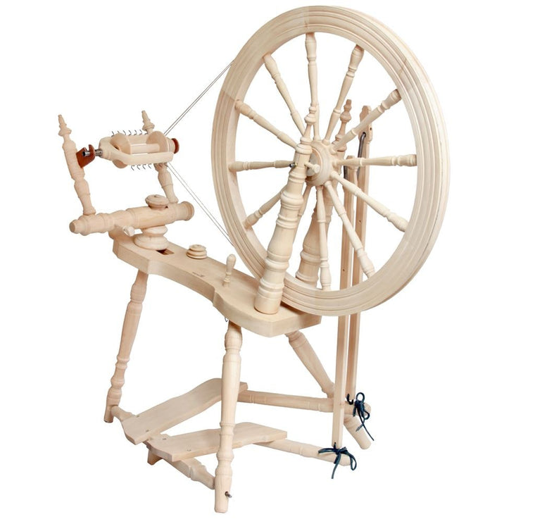 Kromski Symphony Spinning Wheel Unfinished - 1