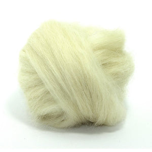 Paradise Fibers Teeswater Wool Top-Fiber-4oz-