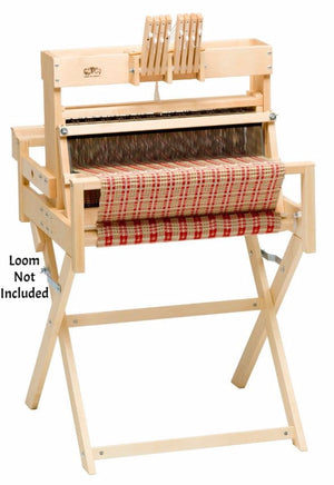 Schacht Table Loom Floor Stand Only-Loom Accessory-15 inch-