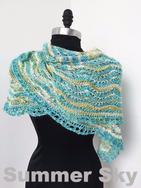 Artyarns Taj Shawl Kit  - 10