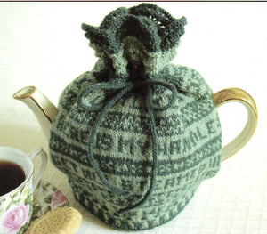 I'm A Little Teapot Tea Cozy Pattern-Patterns-