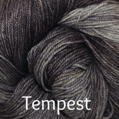 Paradise Fibers Yarn Palouse Yarn Company Cashmere Squeeze Tempest - 11