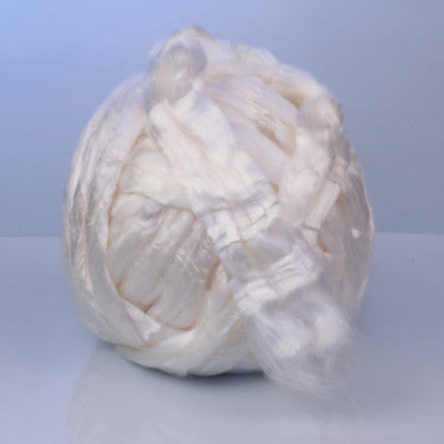 Paradise Fibers Fiber Louet White Tencel Top (4 oz bag) 4oz Bag