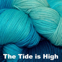 Paradise Fibers Yarn Three Irish Girls Adorn Sock Yarn The Tide is High - 8