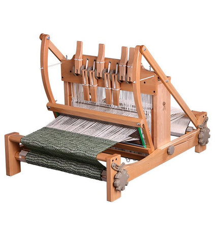 "Paradise Fibers Table Loom Ashford loom 8 Shaft / 16"" - 2"