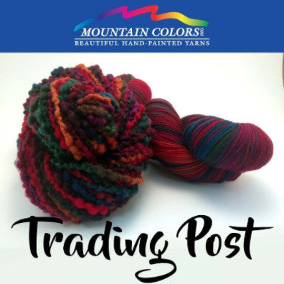 Mountain Colors Twizzlefoot Yarn Trading Post - 82