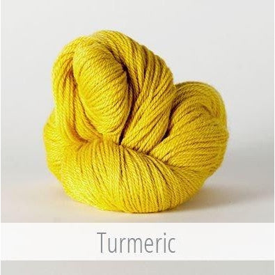 Paradise Fibers Yarn The Fibre Co. Canopy Fingering Yarn Tumeric - 9
