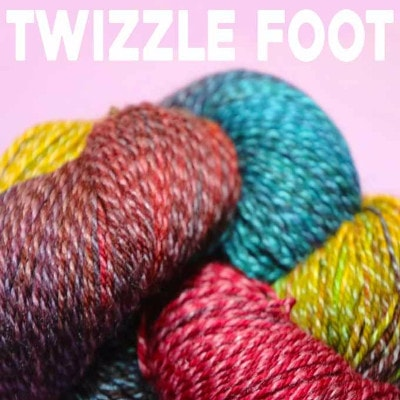 Mountain Colors Twizzlefoot Yarn  - 1