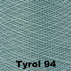 3/2 Mercerized Perle Cotton-Weaving Cones-Tyrol 94-