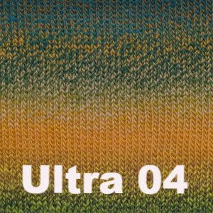 Debbie Bliss Rialto Luxury Sock Yarn Ultra 04 - 7