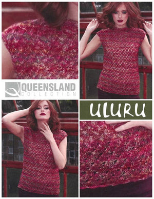 Ella Lace Tunic Pattern-Patterns-