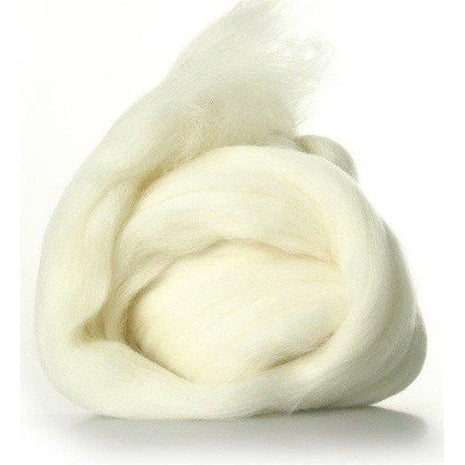 Soft Undyed Merino Roving- 7lb Special for Knitted Blankets  - 2