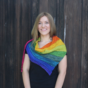 Unicorn Travel Pattern by Taiga Hilliard-Patterns-Paradise Fibers
