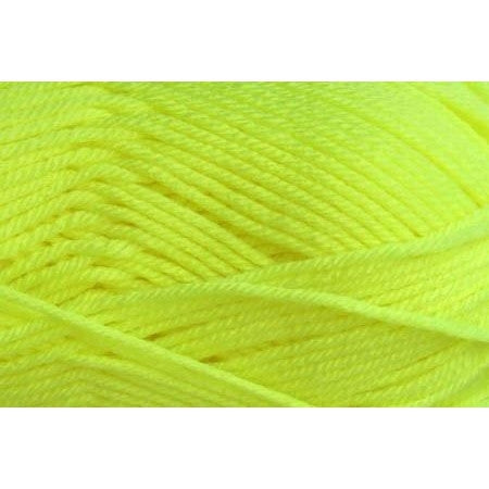 Paradise Fibers Universal Yarn Uptown Worsted - Neon Yellow