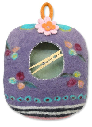 GillianGladrag Vintage Laundry Felt Peg Bag Kit-Kits-