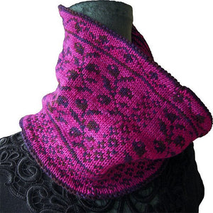 Vinterbar Cowl Pattern-Patterns-