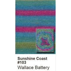 Queensland Collection Sunshine Coast Yarn Wallace Battery 103 - 8