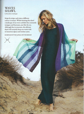 Scheepjes Bookazine YARN- The Sea Issue Vol.1  - 10