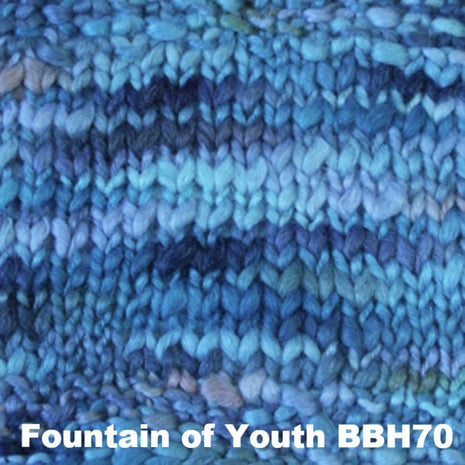 Misti Alpaca Baby Me Boo Hand Painted Yarn Fountain of Youth BBH70 - 20