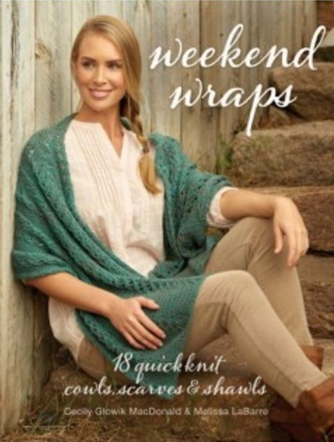 Weekend Wraps Pattern Book