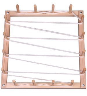 Ashford Warping Frame - Small (4.5 yds)-Weaving Accessory-