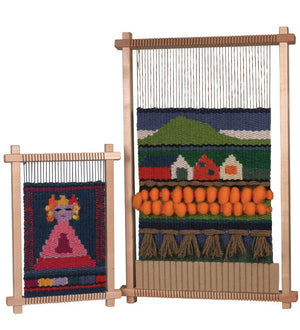 "Ashford Weaving Frames-Weaving Accessory-Small: 14"" x 10""-"
