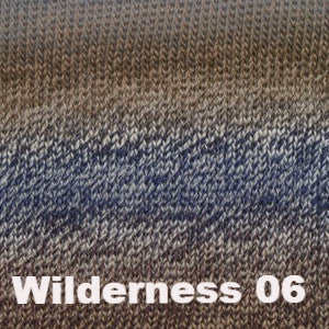 Debbie Bliss Rialto Luxury Sock Yarn Wilderness 06 - 13