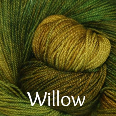 Paradise Fibers Yarn Palouse Yarn Company Cashmere Squeeze Willow - 7