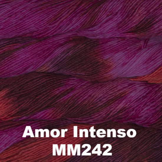 Malabrigo Worsted Yarn Variegated Amor Intenso MM242 - 25