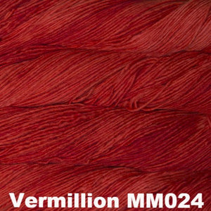 Malabrigo Worsted Yarn Semi-Solids-Yarn-Azul Profundo MM150-