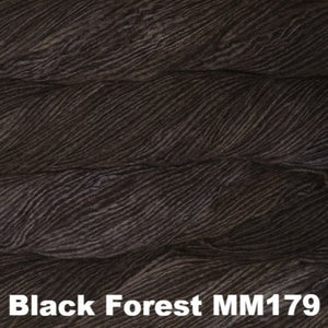 Malabrigo Worsted Yarn Semi-Solids-Yarn-Black Forest MM179-