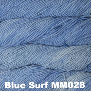 Malabrigo Worsted Yarn Semi-Solids-Yarn-Blue Surf MM028-